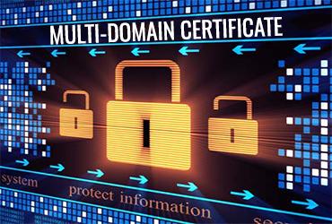 Multi-Domain Certificate